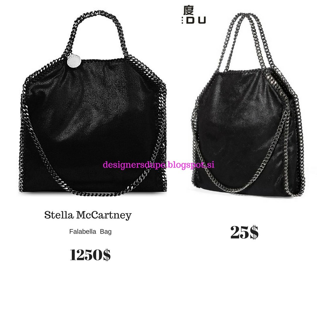 DESIGNERS DUPE designersdupe.blogspot.si Stella Mccartney Falabella Chain  Black Tote Bag Cheap Affordable  fashion  fashionblog  styleblogger   lookforless ... d99ec50314a20