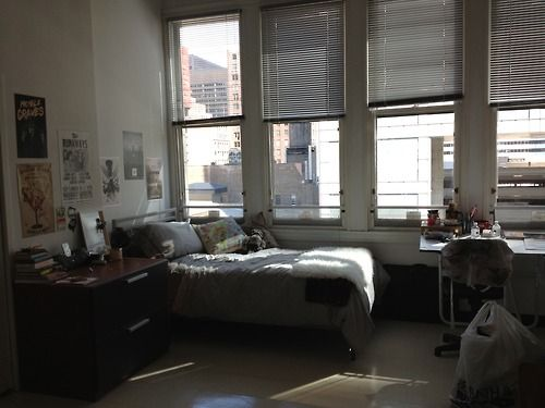 Decorating Ideas > The School Of The Art Institute Of Chicago, 162 Building  ~ 041849_Nifty Dorm Room Ideas