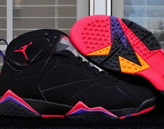 reputable site a67dc 51dc4 Air Jordan Raptors 7 | derrick | Air jordans, Nike shoes ...