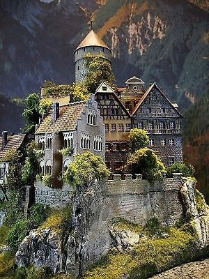 Castle Diorama Was Such A Lovely Place To Bring Family Or Just Go