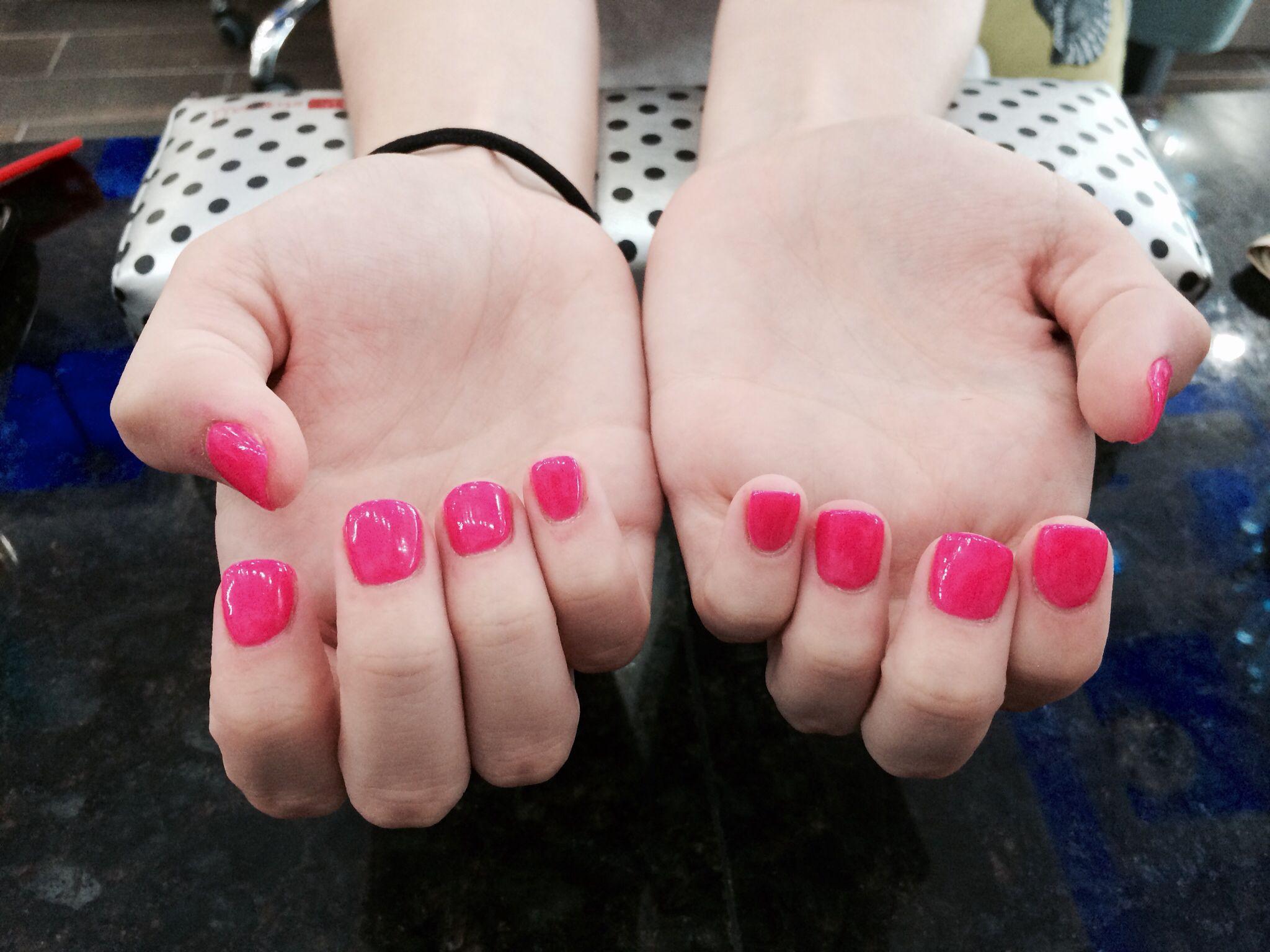 Pink Nexgen nail   Cute Nail Art   Pinterest
