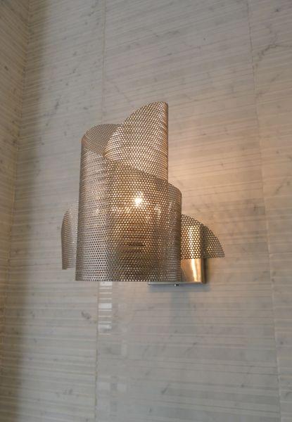 Lighting Wall Lamp Angel Demon N 19 Moderne Lampen Lampen Lochblech