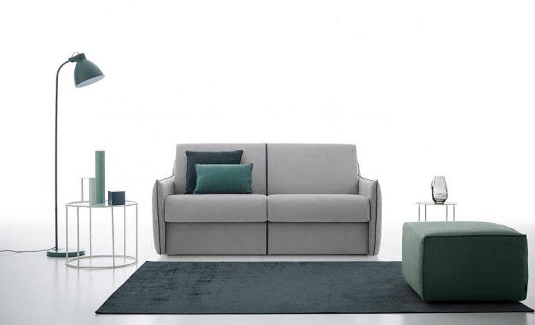 Este sof cama de dise o italiano de felix nos encanta y for Sofas cama diseno italiano ofertas