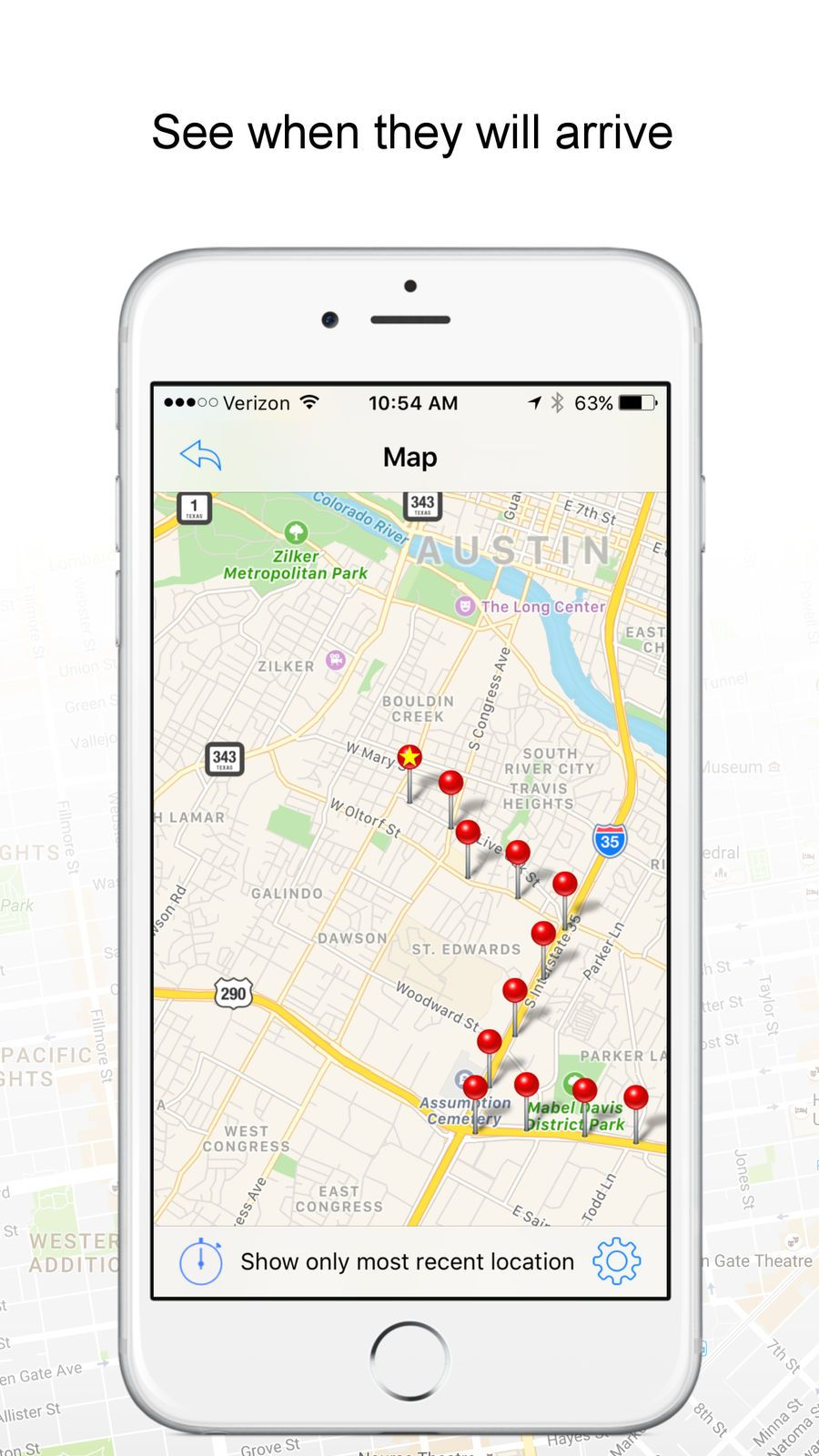 GPS TRACKER (Phone location tracking) SolutionsCellphone