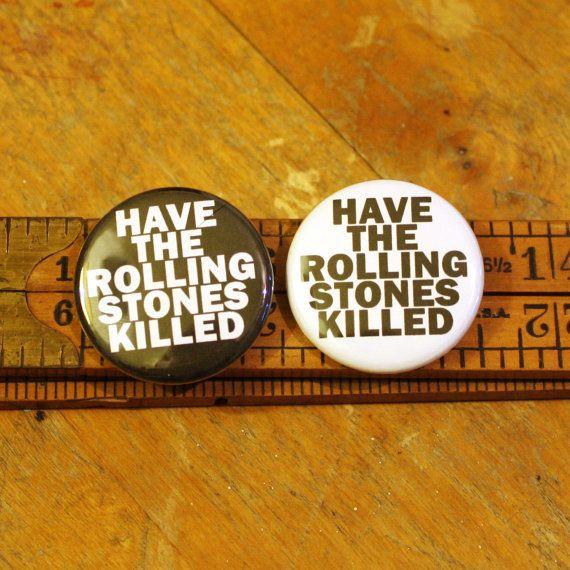 Have The Rolling Stones Killed Ramones by thelittlekangaroo