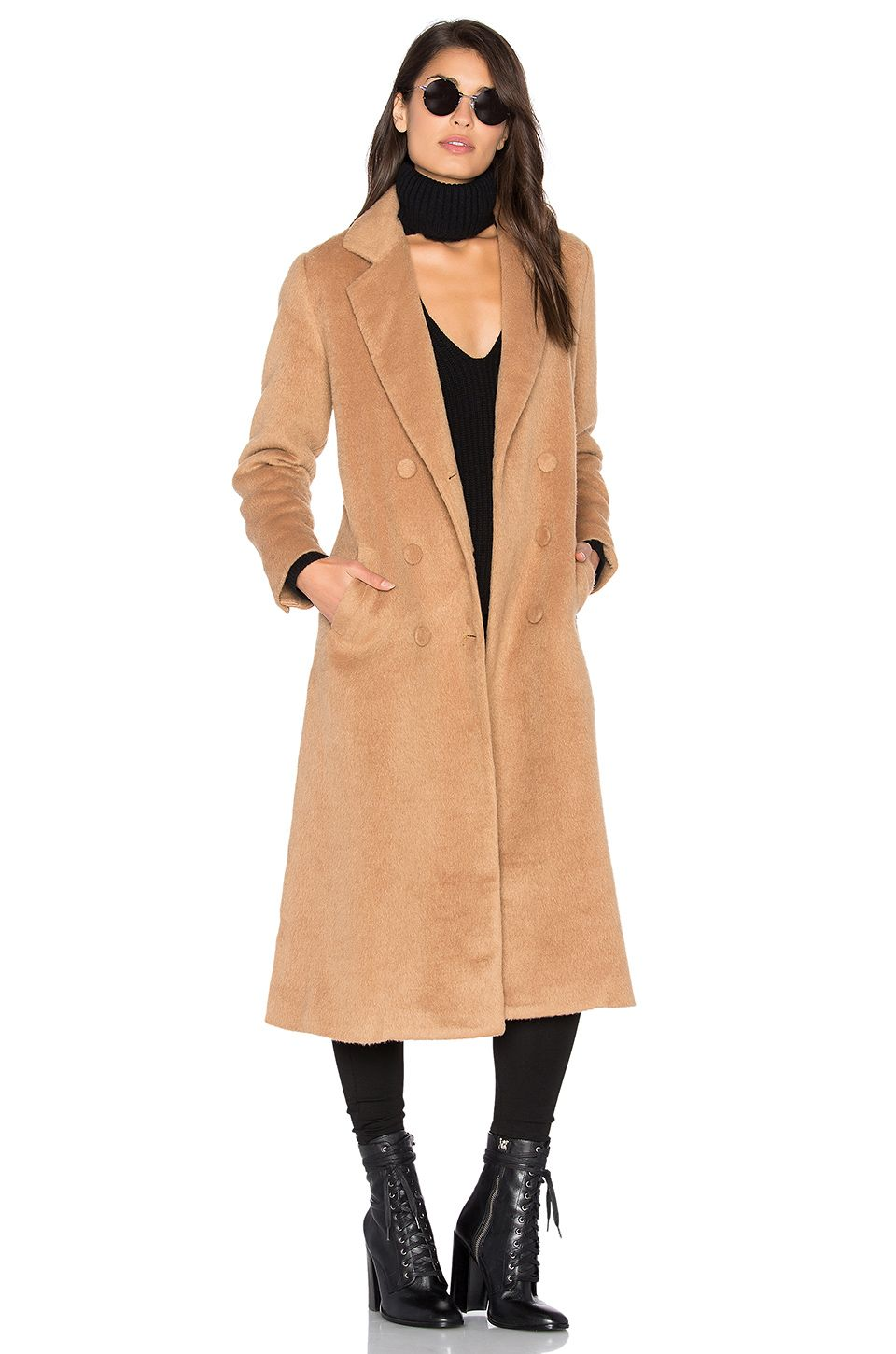 Somedays Lovin Take Me In Trench in Camel