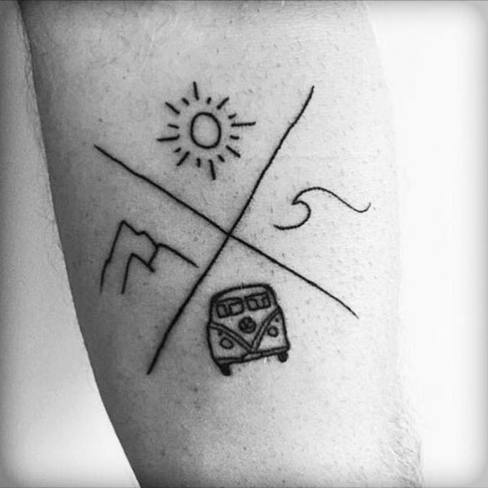 Photo of +27, das dich zum Sun Wave Tattoo Small macht 29 – freehomeideas.com – #