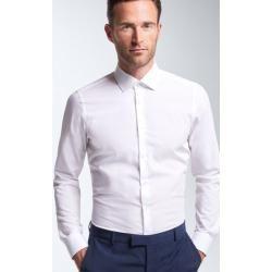 Photo of Santos shirt with cuff, white Strellson