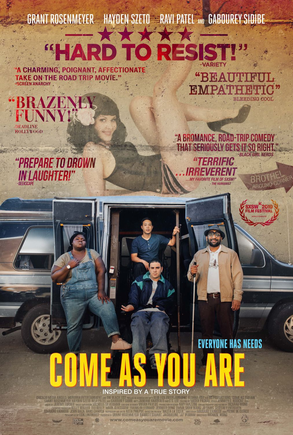 Come As You Are Poster Download Movies Film Road Trip Movie