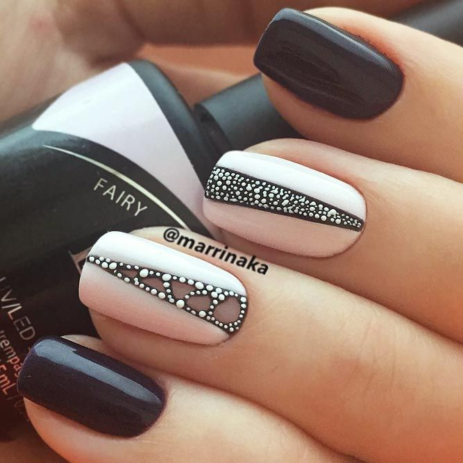 Cute girl nail designs are something we all aspire too. That is why we have  consulted expert nail artists for easy nail art for beginners. - 31 Cute Nail Designs That You Will Like For Sure Nail Designs