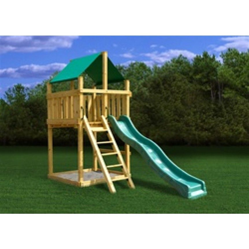 Discovery Fort Playground Equipment ZoostoresPIN2WIN