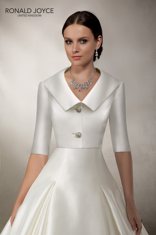 Elegant wedding dresses for mature brides  RONALD JOYCE INTERNATIONAL  Wedding dresses and bridal gowns