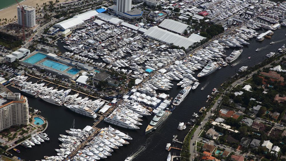 The Top 24 Yachts at the Fort Lauderdale Boat Show Fort