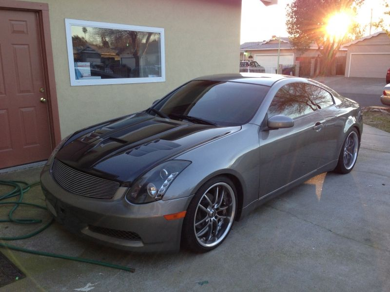 used 2004 infiniti g35 coupe classified ride pinterest hoods and coupe. Black Bedroom Furniture Sets. Home Design Ideas