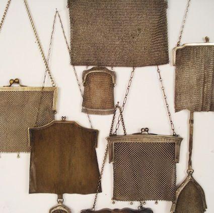 1920sto 1930s Steel Mesh Handbag Collection
