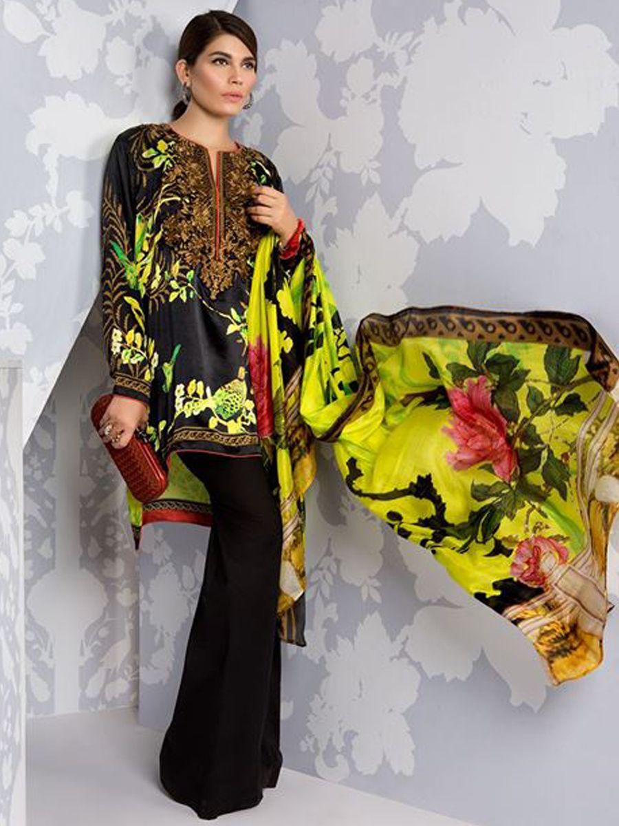5fcacb367f Sana Safinaz Silk Collection. Sana Safinaz Silk Collection Pakistani Suits  Online ...