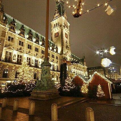 #Christmas at #Hamburg #holidays #happy