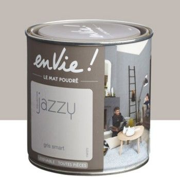 Peinture Multisupports Envie Collection Jazzy Luxens Gris