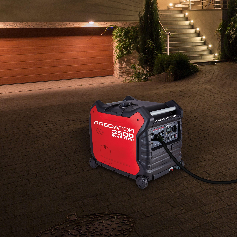 3500 Watt Super Quiet Inverter Generator Inverter