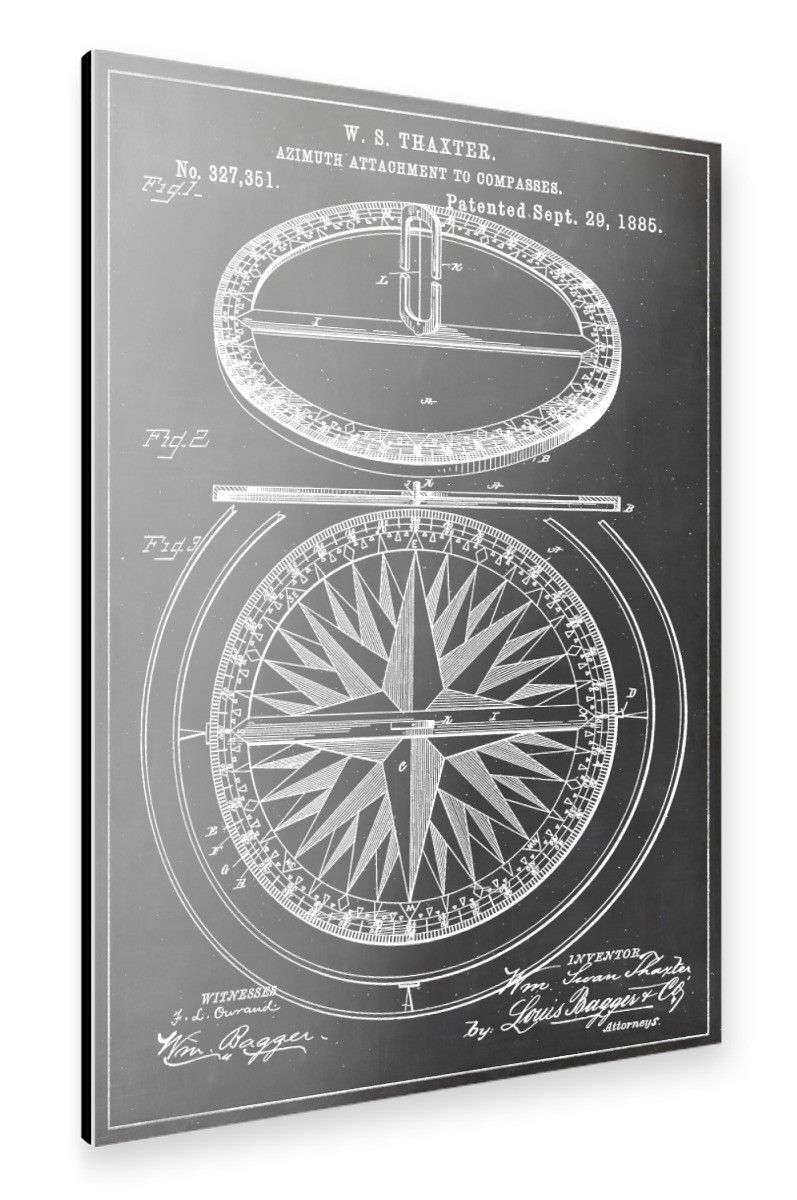 Kompass Blaupause | artboxone.ch | Pinterest | Kompass