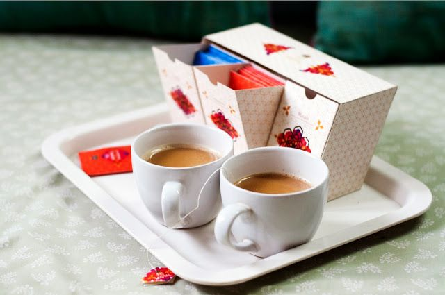 Taj Mahal Tea (Student Project) on Packaging of the World - Creative Package Design Gallery