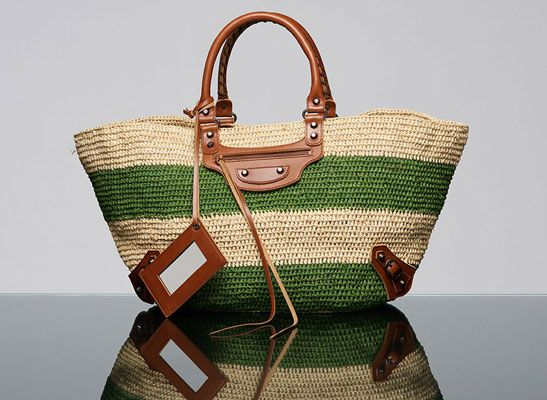 Balenciaga straw bag | Want!! | Pinterest | Balenciaga
