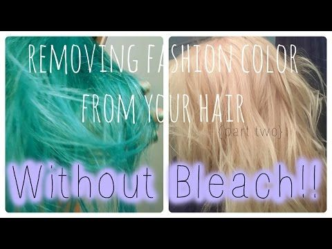 How To Remove Hair Color Stripping For Stained Hair Blue Green Red By Tashaleelyn Youtube Hair Dye Removal Color Stripping Hair Safe Hair Color