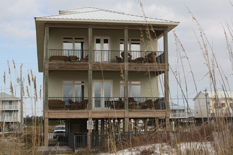 house vacation rental in gulf shores from vrbo com vacation rh pinterest com