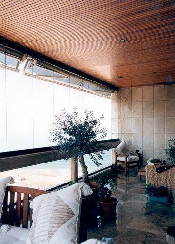 Cortinas de cristal Lumon para terrazas balcones Pinterest