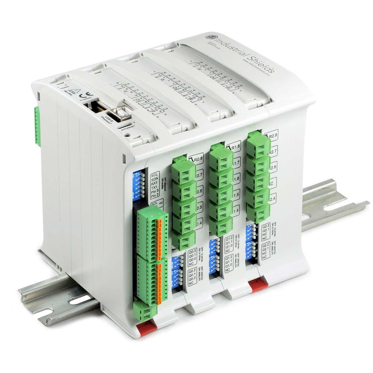 M-DUINO PLC Arduino 57R I/Os Rele / Analog / Digital – Industrial ...