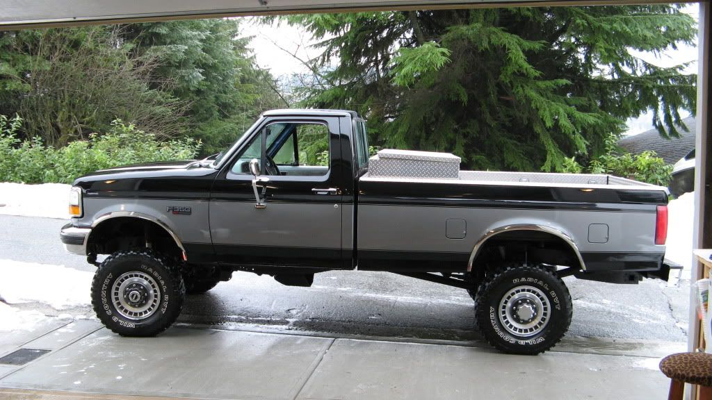 1987 Ford F250 >> 1987 Ford Truck F250 1987 1996 F150 Larger F Series Trucks
