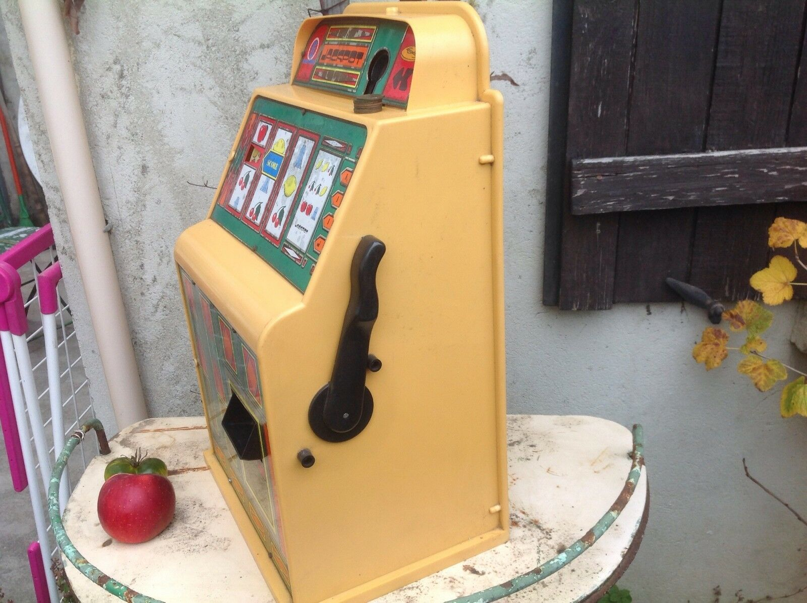 ancien jouet france jouet jackpot
