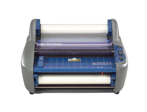 Gbc Ultima 35 Ezload 12 Inch Roll Laminator 1701680 By Gbc 469 00 From The Manufacturer Gbc Ultima 35 Ezload Ther Laminates Warmup Thermal