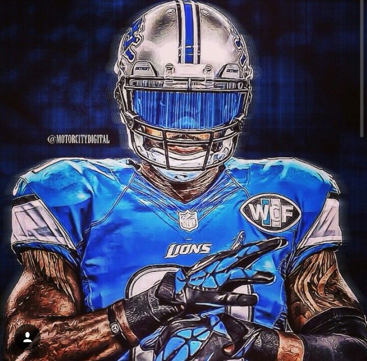 Megatron Lions Football Michigan Wolverines Football Detroit Lions Cool backgrounds for football players
