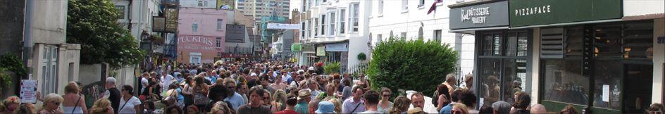 gf pizza in Brighton Brighton, Street view, Views