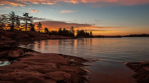 Early Morning on Georgian Bay | Flickr - Photo Sharing!