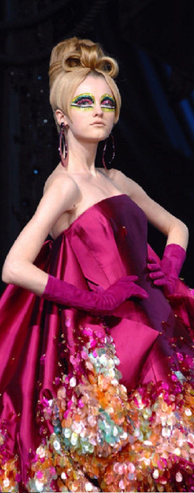 Christian Dior - Haute Couture spring 2008 - John Galliano ...