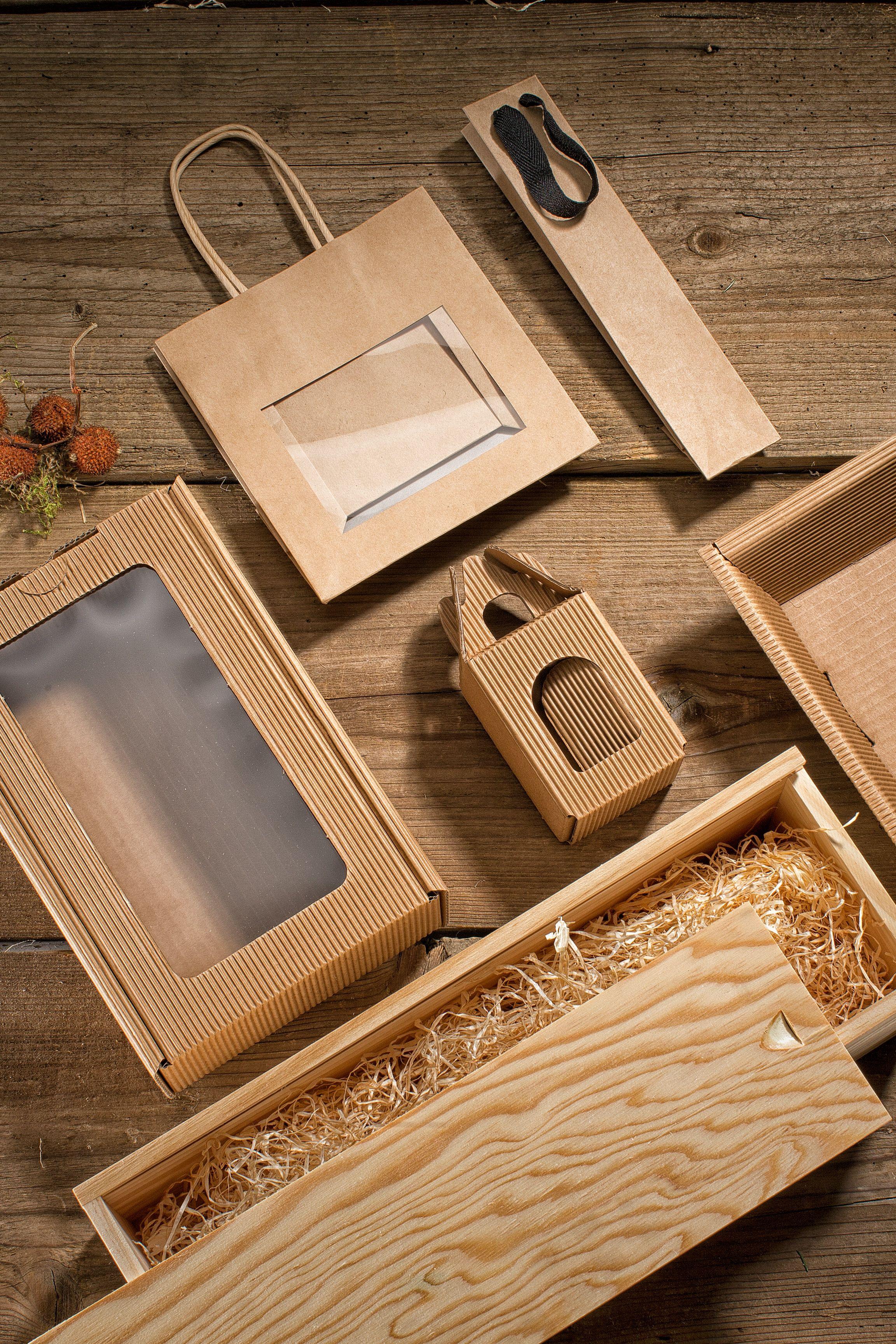Die Weihnachtsgeschenke.Holen Sie Kreative Verpackungsideen Für Die Weihnachtsgeschenke