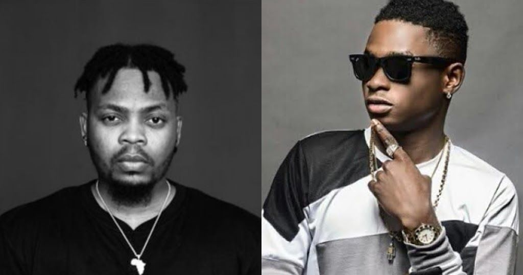 Nigerian had mixed reactions ever since olamide and lil kesh dropped