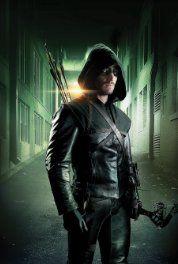 Arrow (2012) Poster