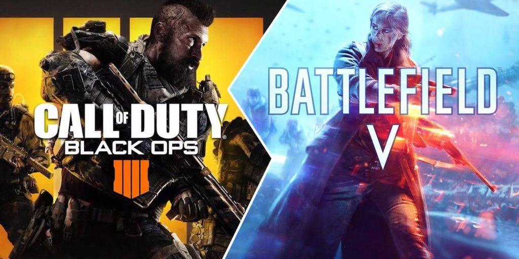 Call Of Duty Black Ops 4 Et Battlefield 5 Les Dates Des Betas