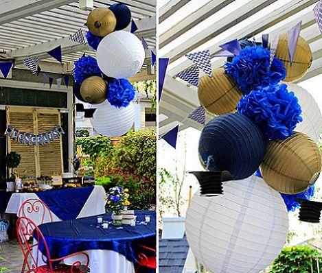 Ideas fiesta graduacion decoracion 469 398 - Decoracion fiesta jardin ...
