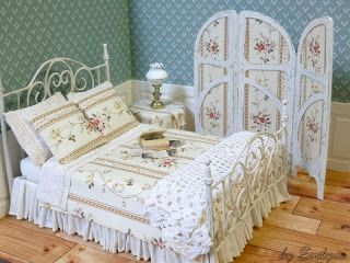 1:12 shabby chic By Evelyne Martin