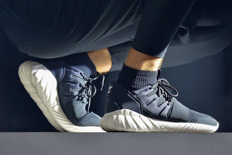 Cheap Adidas Tubular Shadow Black White Black Shoeteria