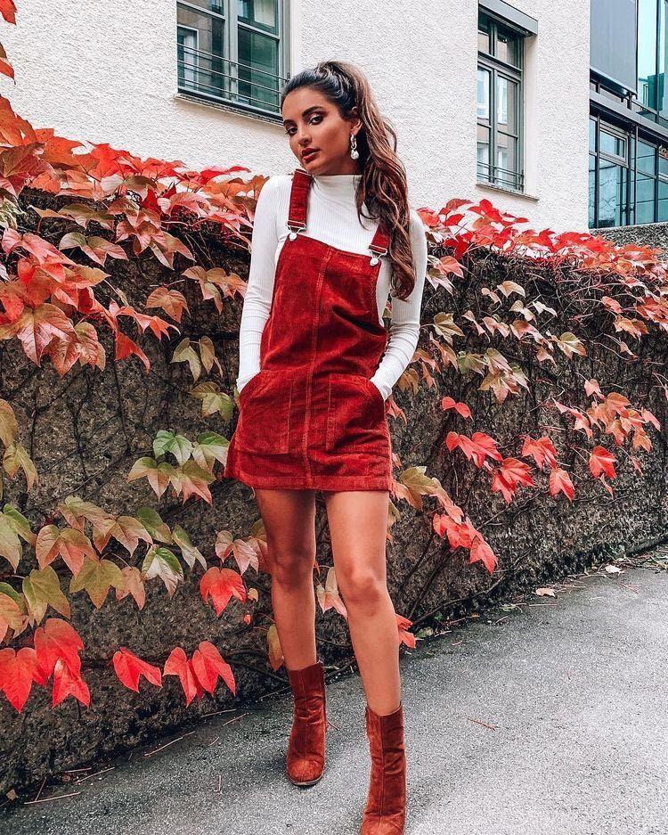 47 Outfits Juveniles De Moda Primavera Verano 2019 Overalls Fashion Fashion Outfits Pullovers Outfit