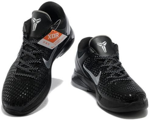 http://www.asneakers4u.com Nike Zoom Kobe 7 Elite Shoes Black/Gray