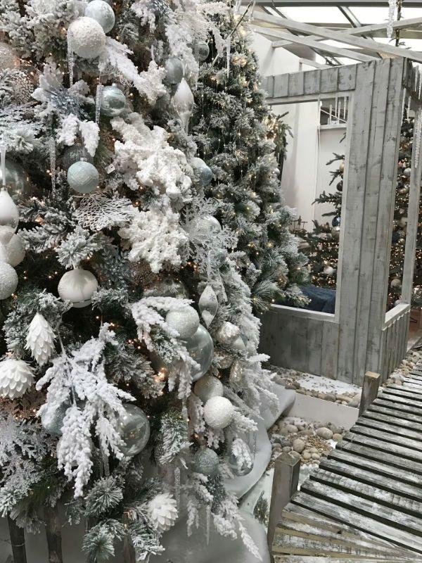 2016 Christmas Themes Newbank Garden Centre Elegant Christmas Trees Christmas Decorations Christmas Themes