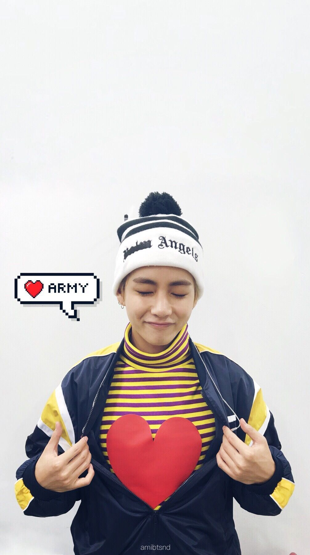 V Cute Wallpaper Btsv Cute Wallpaper Bts Bts Wallpaper Hd 67 Images