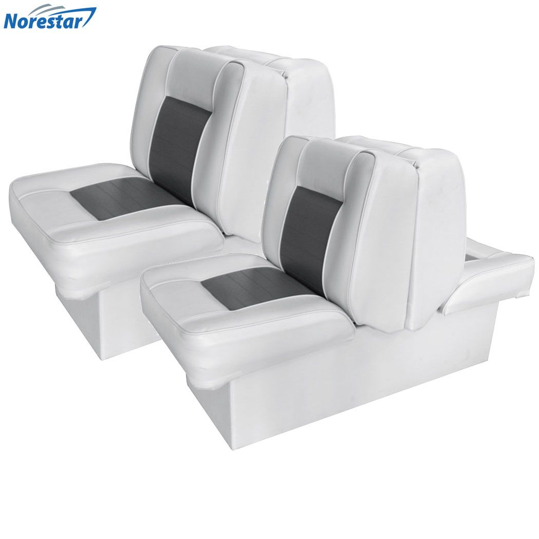 Prime Set Of 2 Back To Back Lounge Chairs Chair Boat Supplies Creativecarmelina Interior Chair Design Creativecarmelinacom
