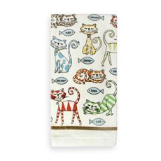 Cat S Pajamas Kitchen Towel Bed Bath Beyond With Images